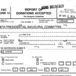 Ricardo Salinas Pliego's US company gave Donald Trump inauguration $250,000 check