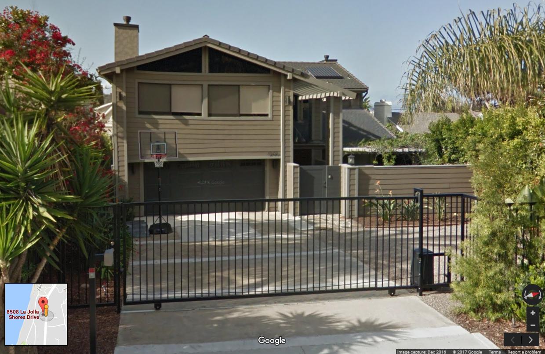 Alejandro Gaxiola Coppel Owns This $2.3 Million Dollar Home in La Jolla, California