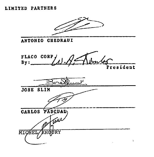 """Dinero de la Familia Chedraui y Familiares de Carlos Slim en Texas: """"17.2, Ltd."""" Parte 1"""