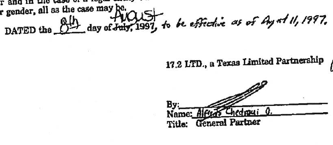"""Chedraui family money and Carlos Slim relatives in Texas: """"17.2, Ltd"""" Part 2"""
