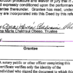 A Chedraui Family Trust Owns Estimated $2 Million of San Diego, California Real Estate: Part 1