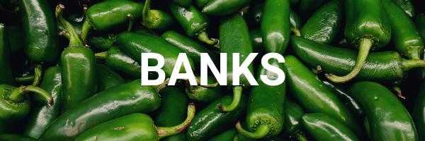 Banks button