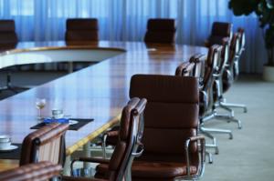 La sala del consejo